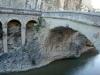 roman bridge, Vaison la Romaine